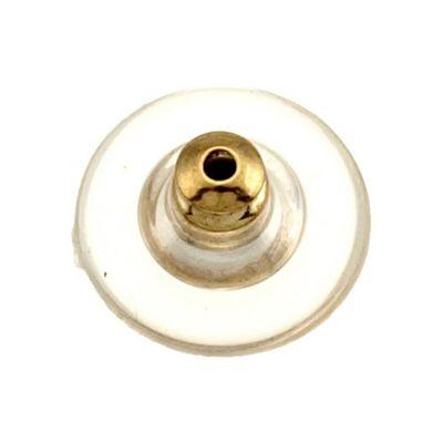 Golden plastic earback