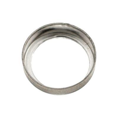 Sterling Silver 12mm Bezel Cup Rim