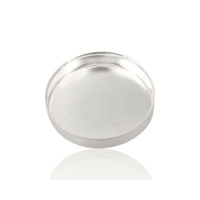 Sterling Silver 14mm Bezel Cup