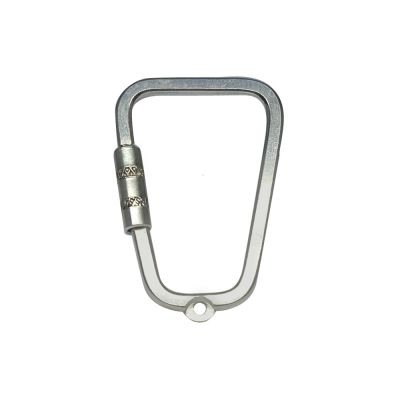 33x23mm Sterling 925 Silver Key Ring