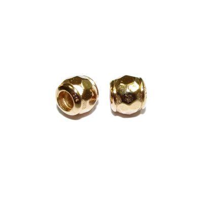 Gold Filled Designed Bead
