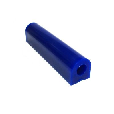 MATT Wax Ring Flat Soft BlueTube With Hole  1-1/4