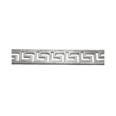 935 Silver Gallery Pattern  Strip 3350