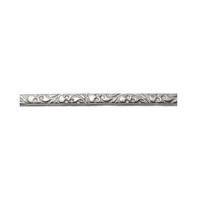 935 Silver Gallery Pattern  Strip 3326