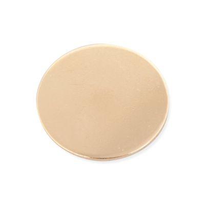 Gold Filled 10mm/0.8mm Disc