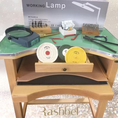 Jewelers Work Bench-Made in Italy