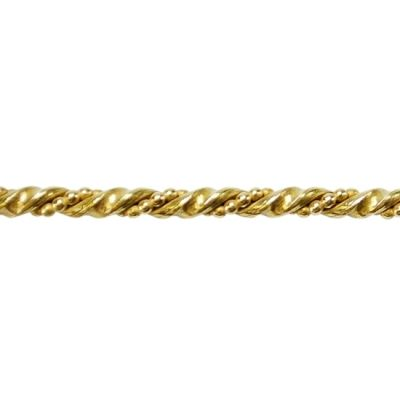 Brass Gallery Double Twisted Ribbon 3267