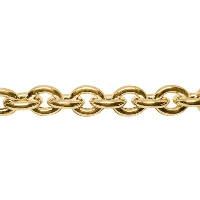 Gold Filled 5.5mm Rolo Chain