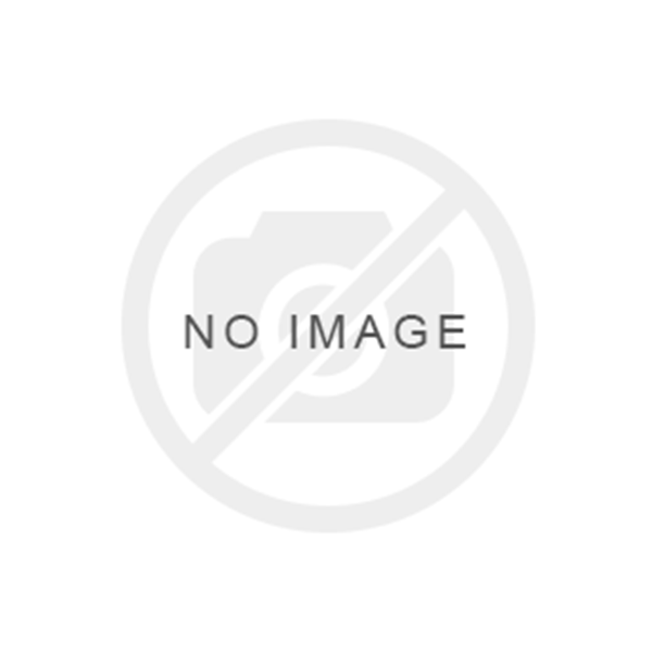 14K Yellow Gold Waves Hoop Earring 3.8mm Wide 18mm Dia W/Snap